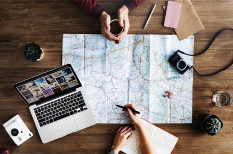 Planlæg din kommende ferie i hyggelige omgivelser