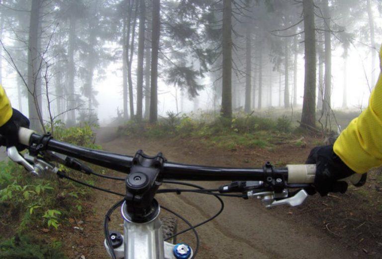 Tag på cykelferie med en mountainbike